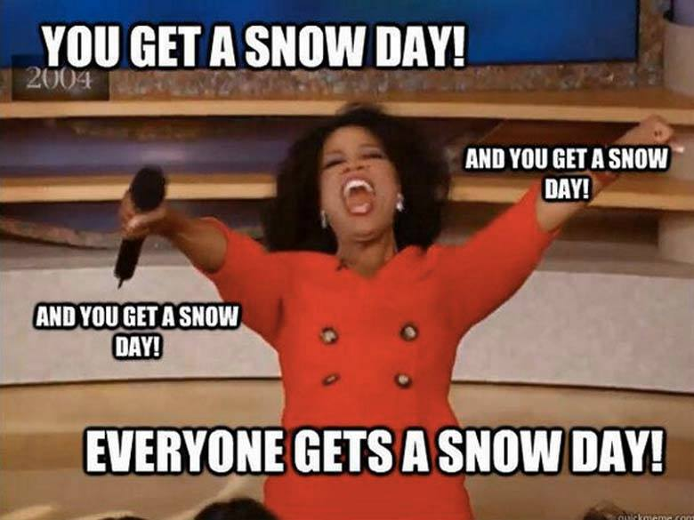 nice #avlsnomg RT @BuncombeSchools: We kind of like the way Cane Creek PTO made the announcement on their FB page! http://t.co/cAfWMgOaQj