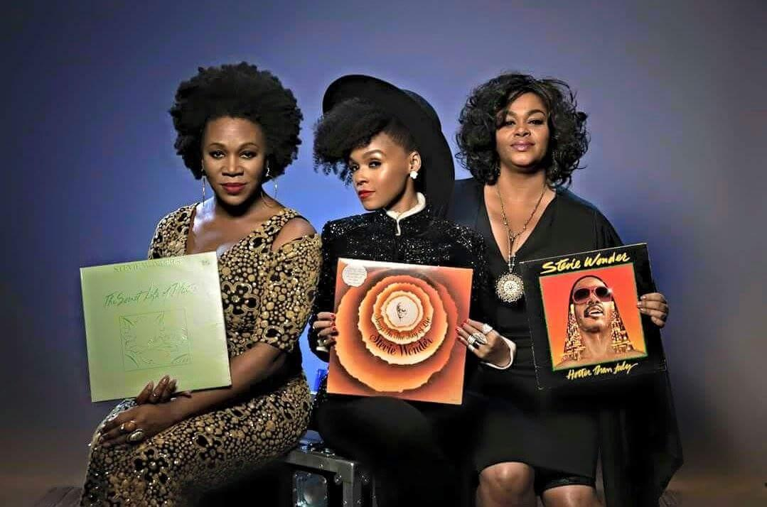 Tune into CBS now to catch a performance featuring @missjillscott  for an All Star Salute to Stevie Wonder ! http://t.co/AuTbng6b2N