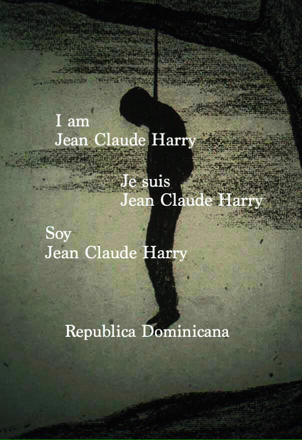 Je Suis Jean Claude Harry Soy Jean Claude Harry I am Jean Claude Harry http://t.co/QhRi27m9Hn