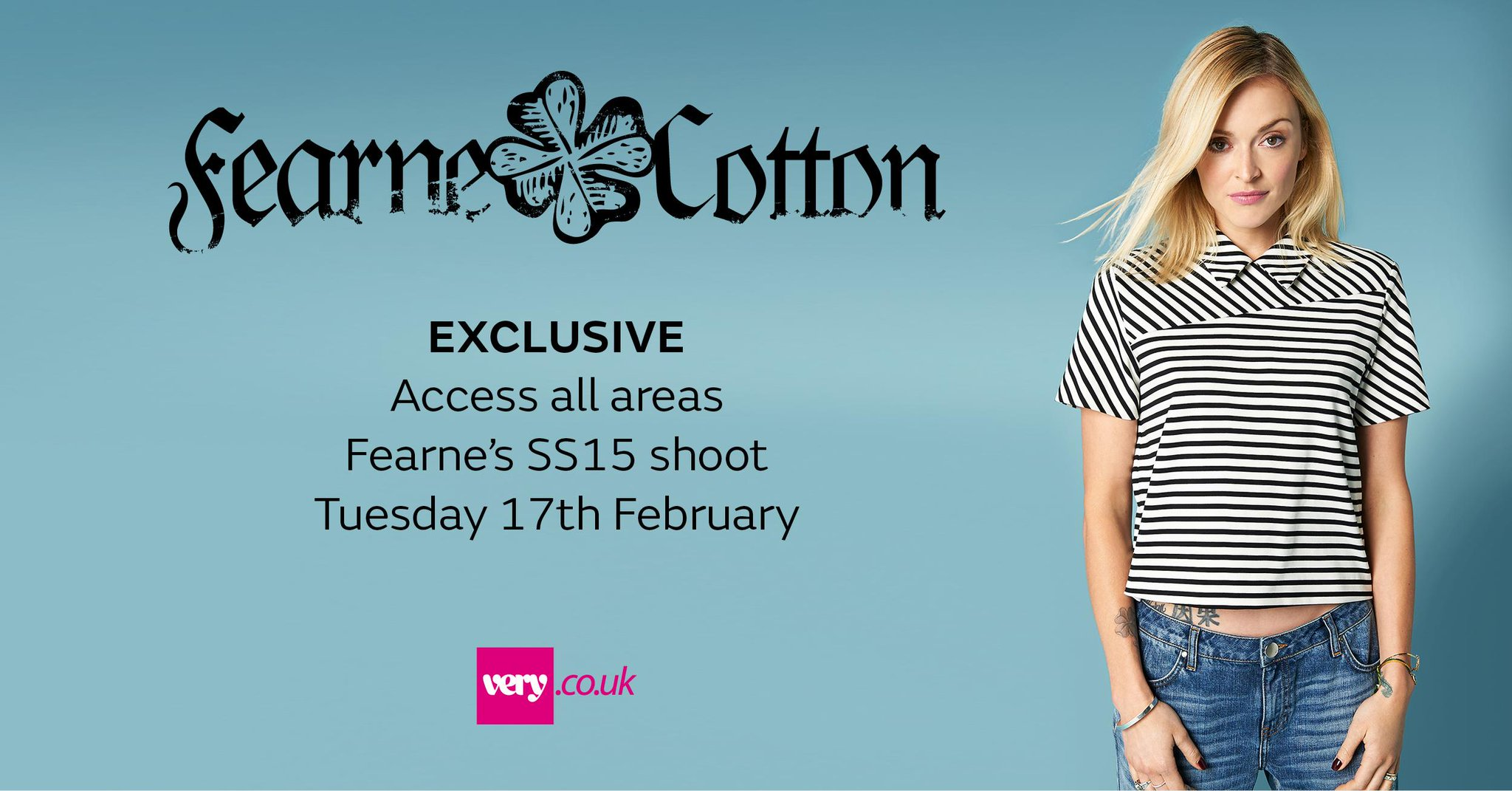 RT @verynetwork: Access all areas of our @Fearnecotton shoot today! Follow @VeryUK on Instagram from 2pm for #BehindTheScenes action http:/…
