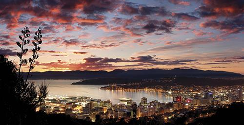 If I could pick any city to watch a #CWC15 game in, it would be @Wellington_NZ. One of the world's hidden gems! http://t.co/ni5oRUE3RH