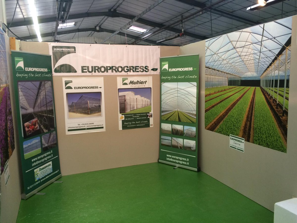 Europrogress Srl On Twitter Small Stand But Big Ambitions