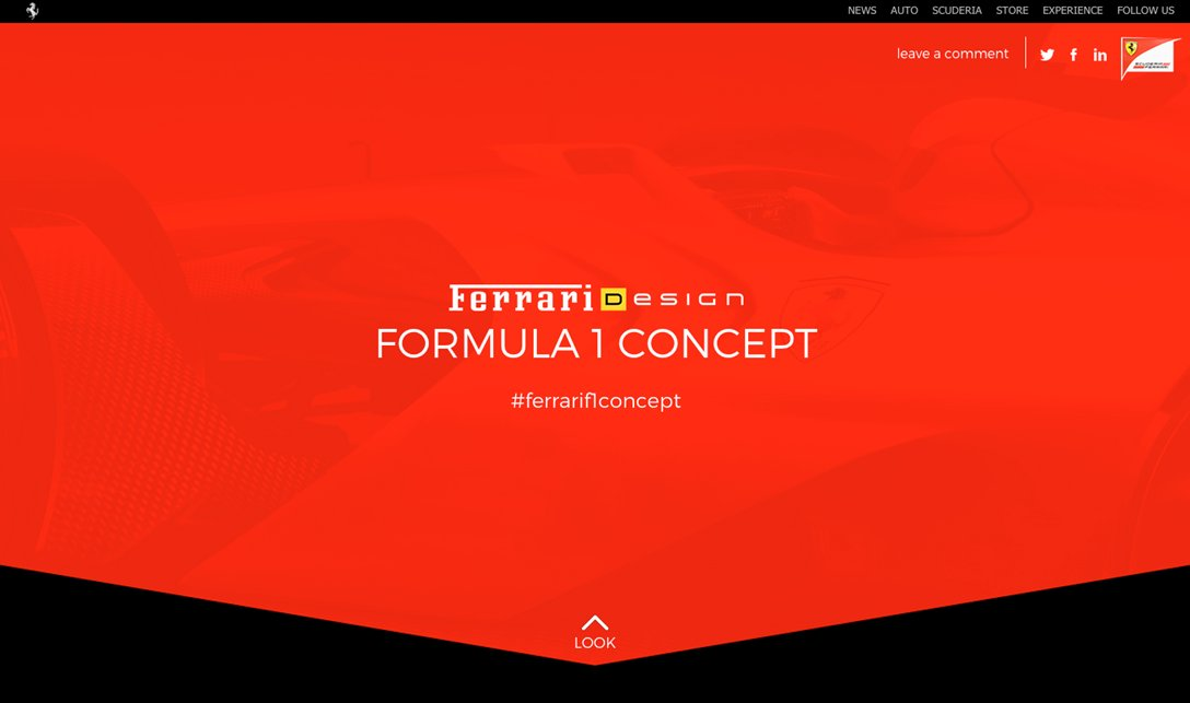 Is this the Formula One car of the future?