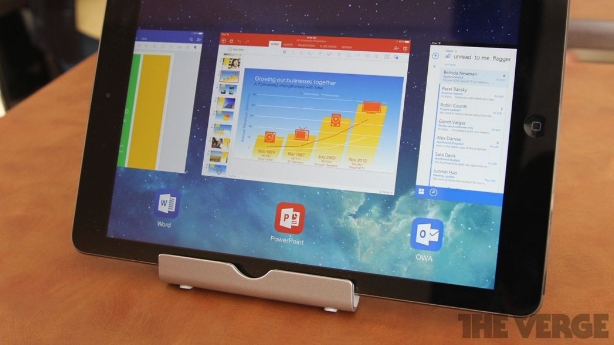 Microsoft Office for iOS now supports iCloud storage