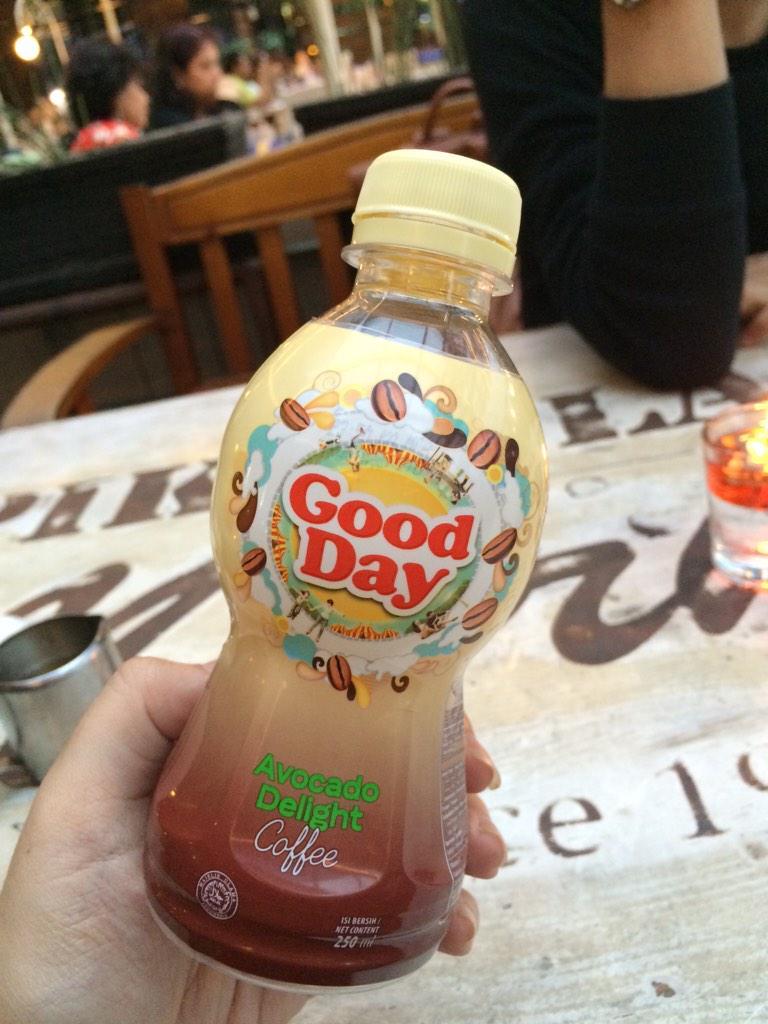 Chastity On Twitter Enak Juga Ya Good Day Avocado Delight Dari Gooddayid Beliin Dong Á£ O Á£ Sekardus Á£ Z Á£ Http T Co B8uwn1ymmd