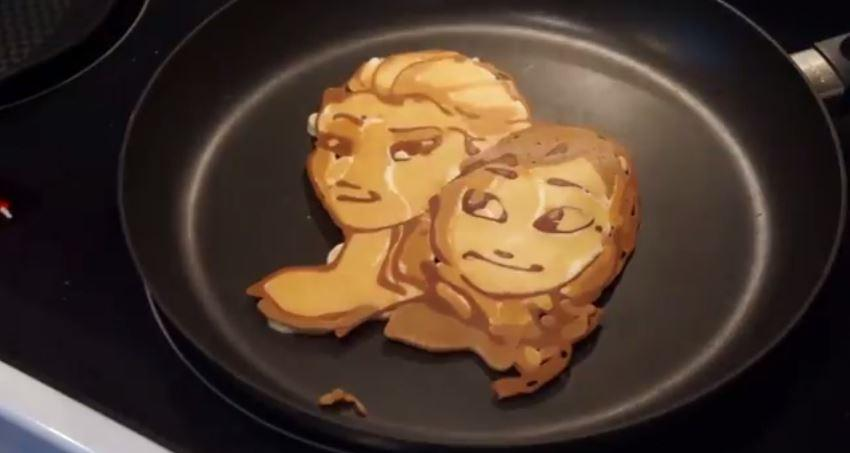 Pancake artist flips up Disney Princesses for National #PancakeDay. http://t.co/PcqU1q9Up7 http://t.co/KkpB2ql1hC