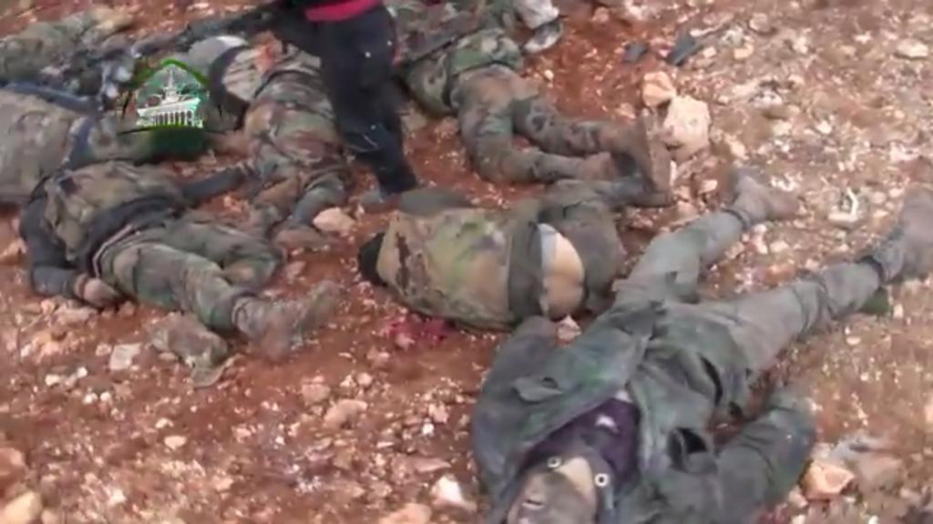 مقتل عشرات الرافضة و الايرانيين في حلب اليوم