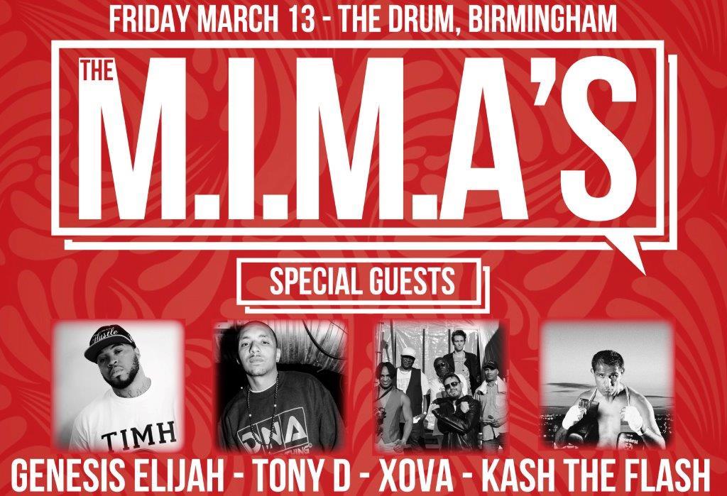 Celebrating local talent at The Midlands Independent Music Awards. Fri 13 Mar, 7pm @The_Drum http://t.co/MvcjLQCxSG http://t.co/MsXconsxKl