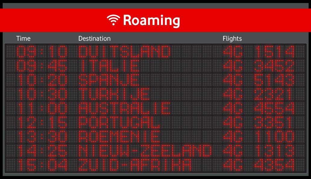 Met Vodafone Red Business en Red Business Super maakt u al in 37 landen gebruik van 4G. https://t.co/zV7d9sm3q4 http://t.co/jjdCqMDvbM