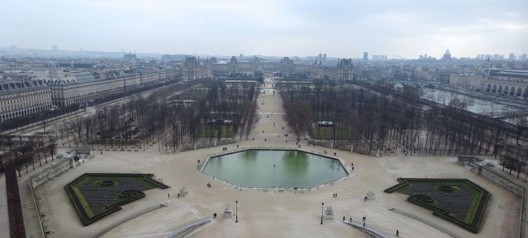 Mus e du louvre on twitter sur le domaine du louvre les - Les jardins du louvre ...