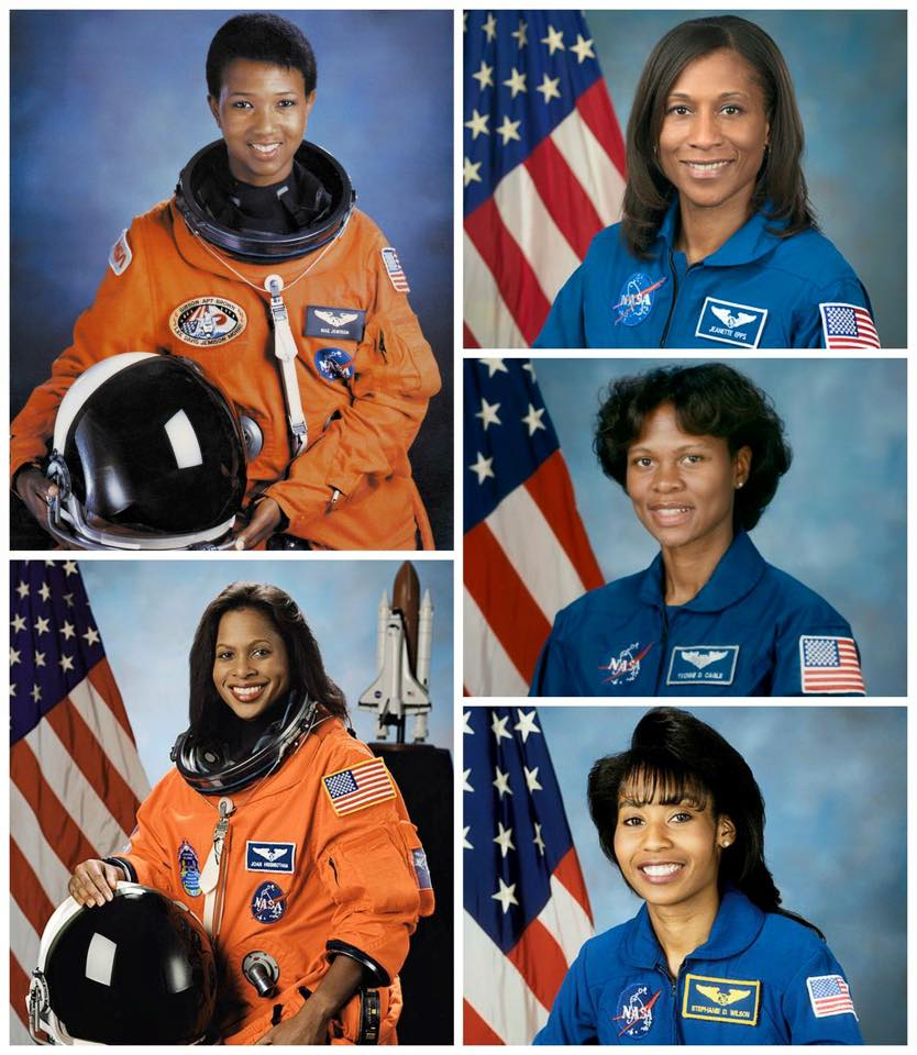 nasa astronauts black - photo #25