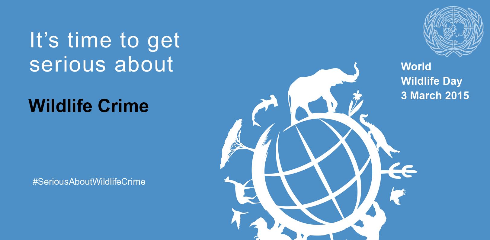 "World Wildlife Day on Twitter: ""#WorldWildlifeDay 2015 - ""Wildlife ..."