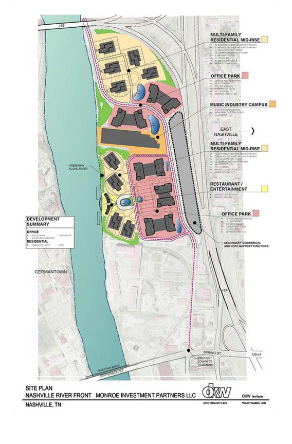 """WOW. Our next 'Gulch' overlooking the Cumberland? """"@NSHBIZSichko Massive river-front project http://t.co/R36gliWJ4D http://t.co/Haw2FDNaxB"""""""