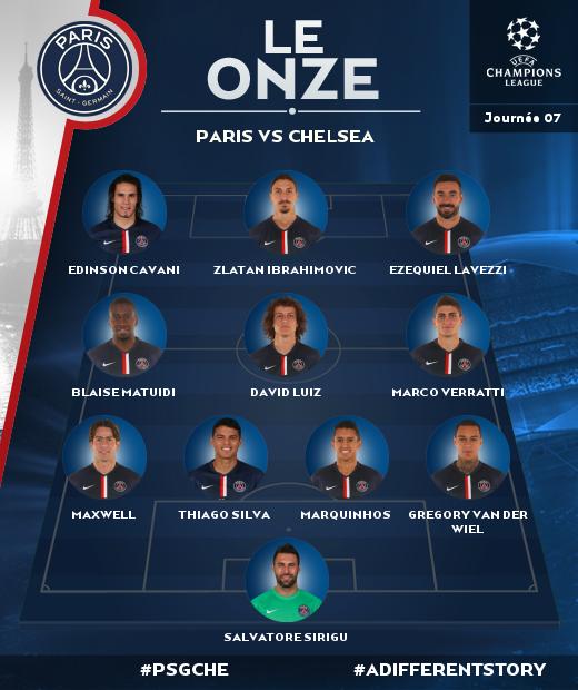 Champions League - Paris Saint-Germain vs Chelsea - Page 2 B-EYC0jIEAAHQS4