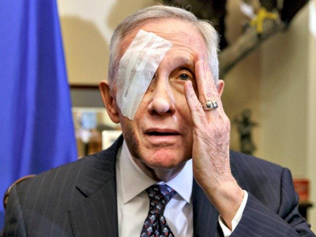 Harry Reid illegally used Senate resources for political purposes