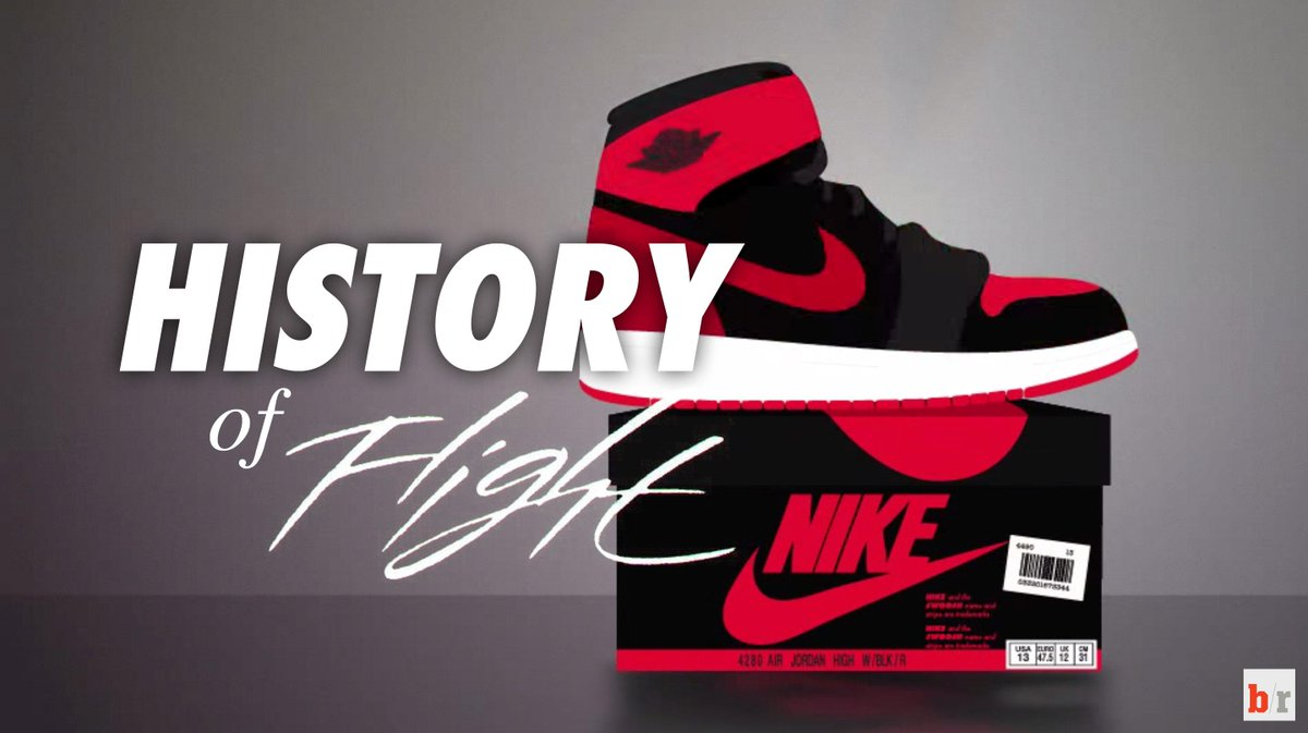 hot sale online 83db4 ceae1 video an animated history of nike s air jordan shoes mjallday