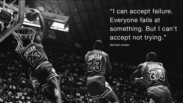 Even the greatest basketball player of all times was willing to fail #edss530book http://t.co/C2EIphMTJW