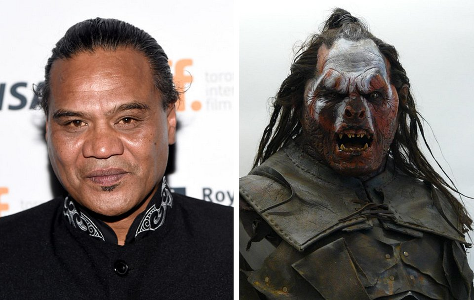 the lord of the rings orcs unmasked the actors behind the