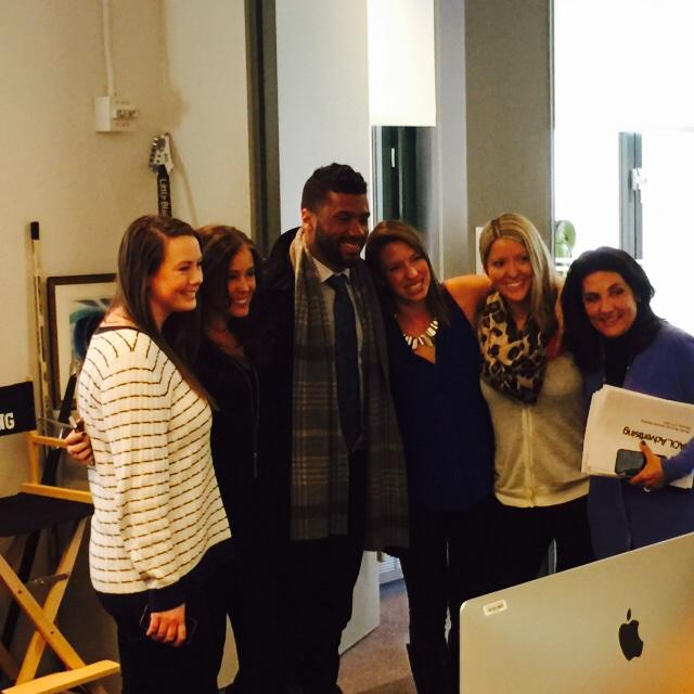 Good friend & great leader @DangeRussWilson back @AOL_Inc @AOLAdvertising @PlayersTribune @KennyDichter http://t.co/L1Z8HurySn