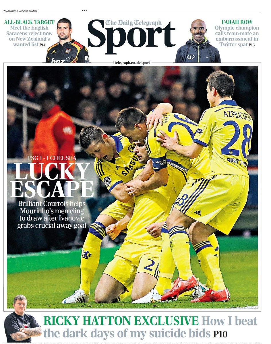 Champions League - Paris Saint-Germain vs Chelsea - Page 3 B-FHQwuIMAAJZeo