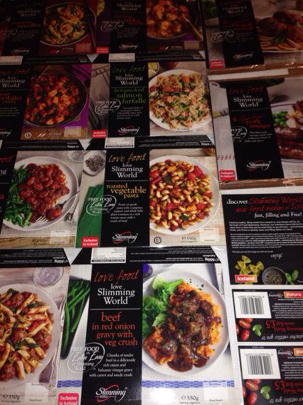 Slimming world on twitter promoting our new ready meals slimmingworld tomorrow at your local New slimming world meals