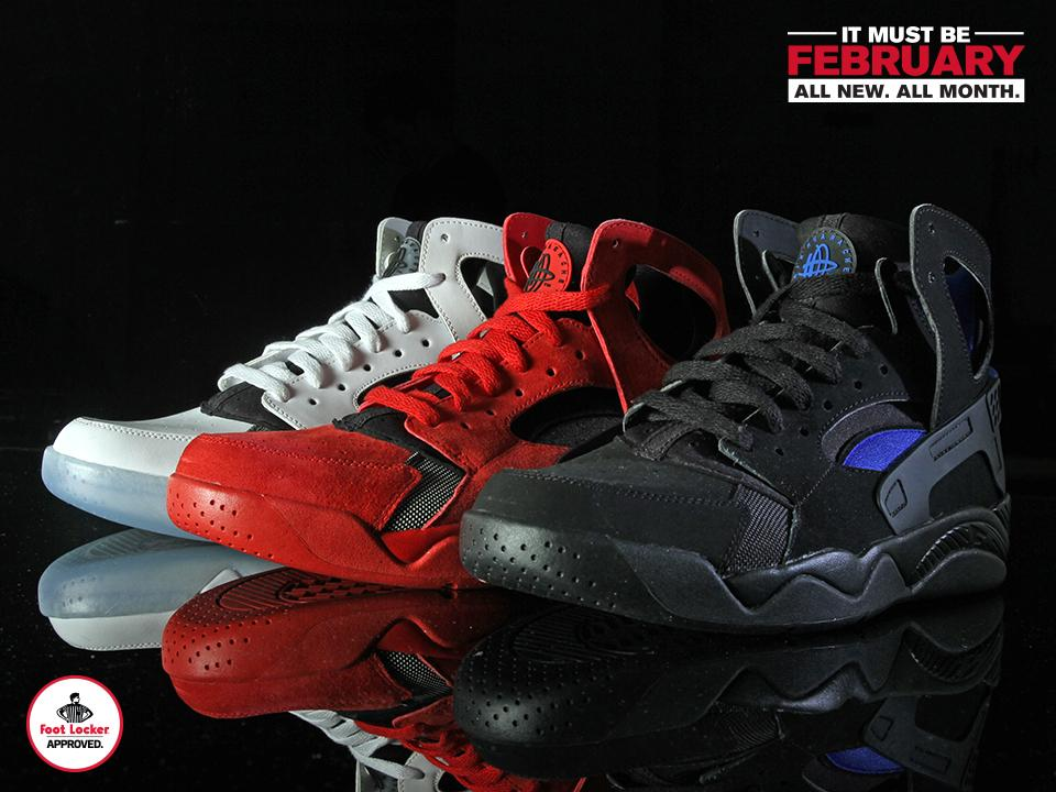 buy popular c8cc9 2224f legendary hoops comfort the nike air flight huarache available in stores  allnewallmonth