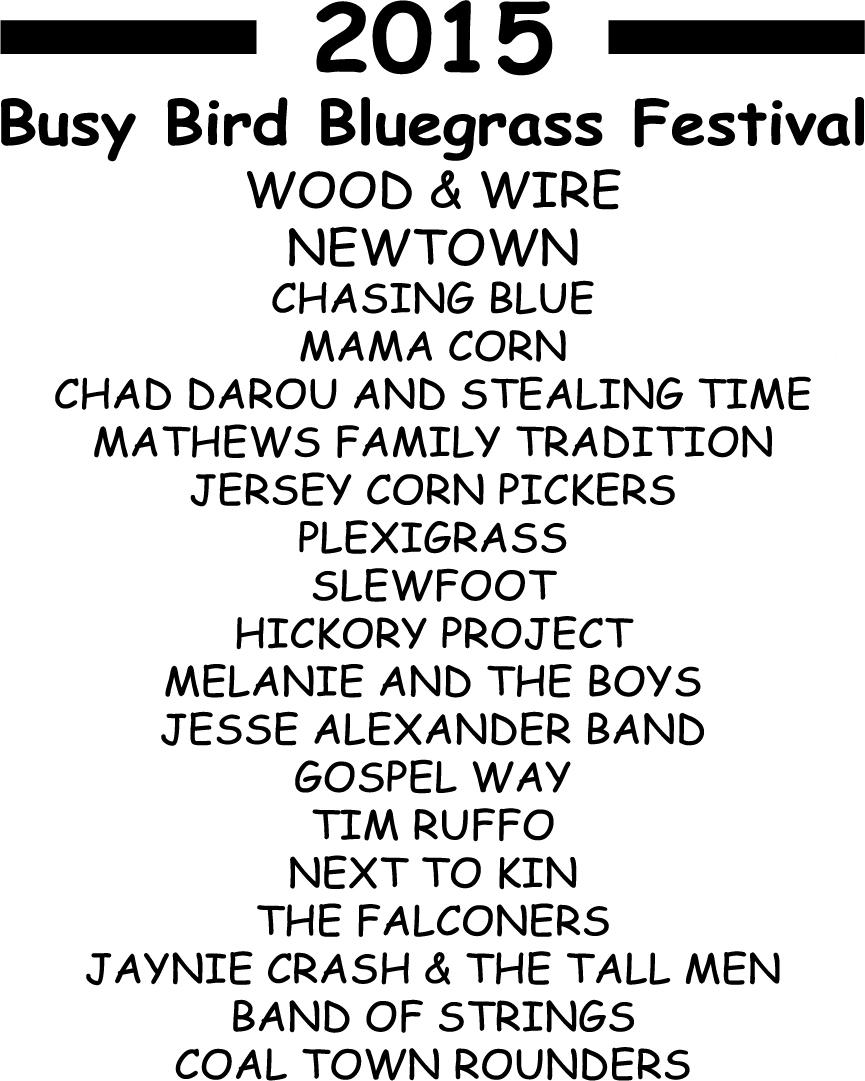 Bluegrass Bird