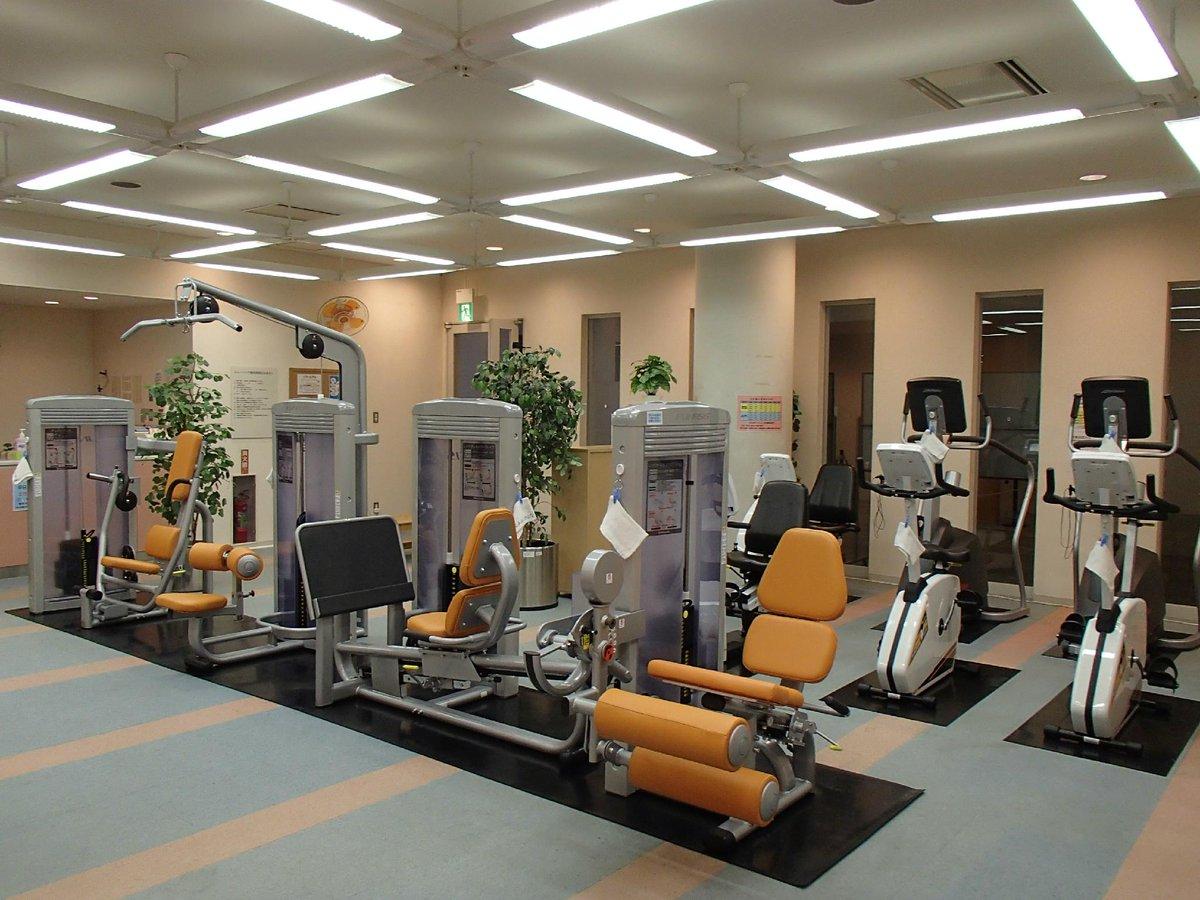 和名ケ谷スポーツセンタープール