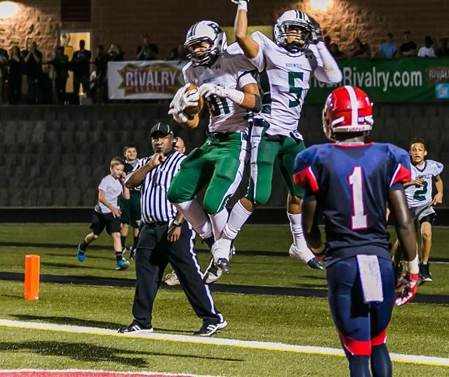 Jayden Comma – 2017 WR – Roswell HS, Roswell, GA (Photo courtesy of Roswell Recruiting Twitter)