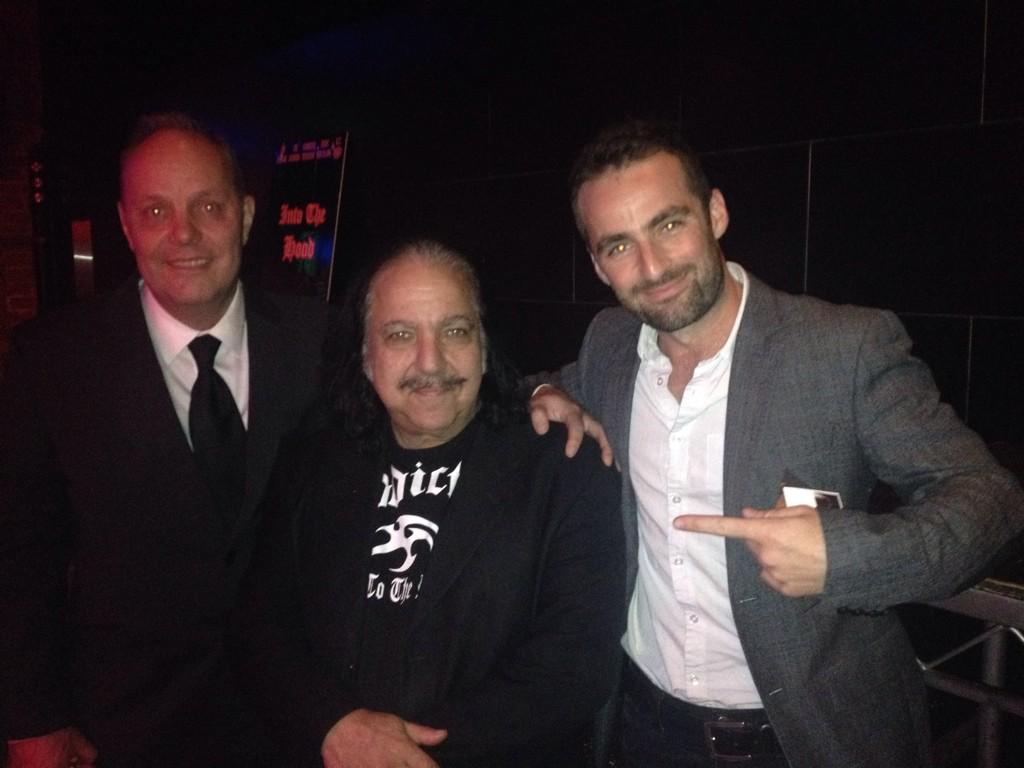 Ron Jeremy grote penis