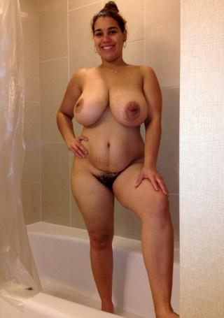fat latina nude