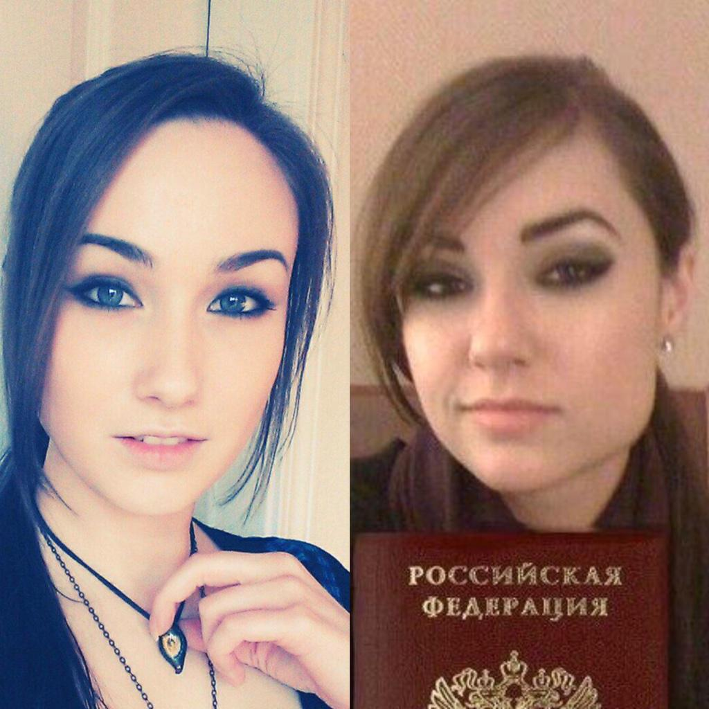 @BirdyLovesIt when people say you look like @SashaGrey I really don't get it?
