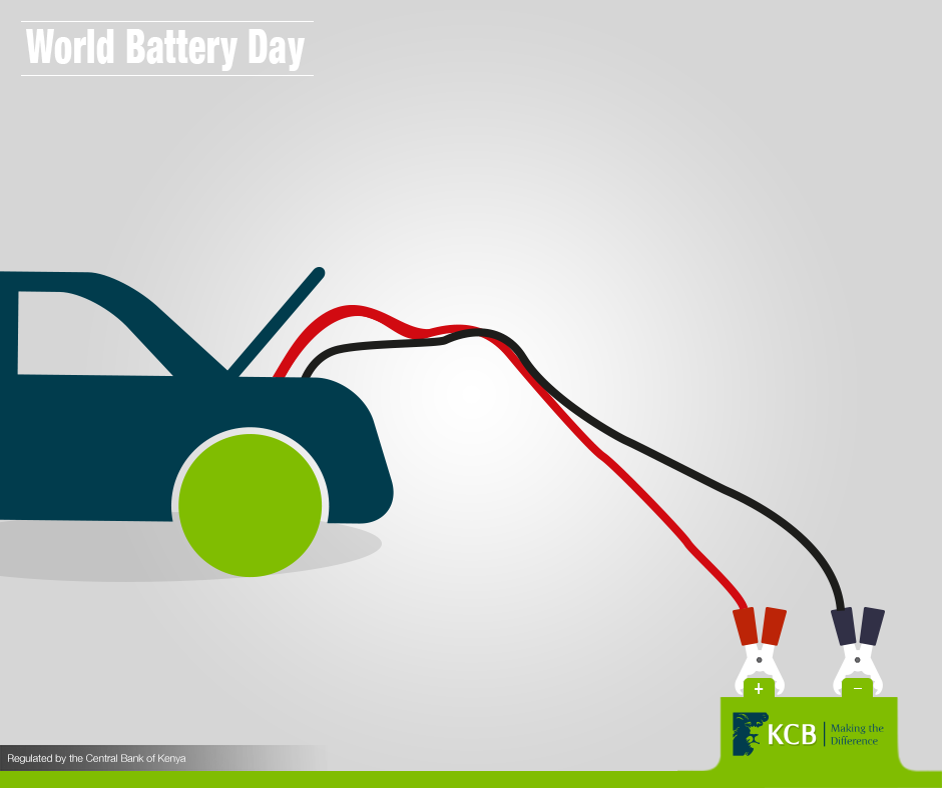 Kcb Group On Twitter Fqanini Battery Definition Electricity A Device Containing An Electric Cell Or Series Of Cells Storing Chemical Energy