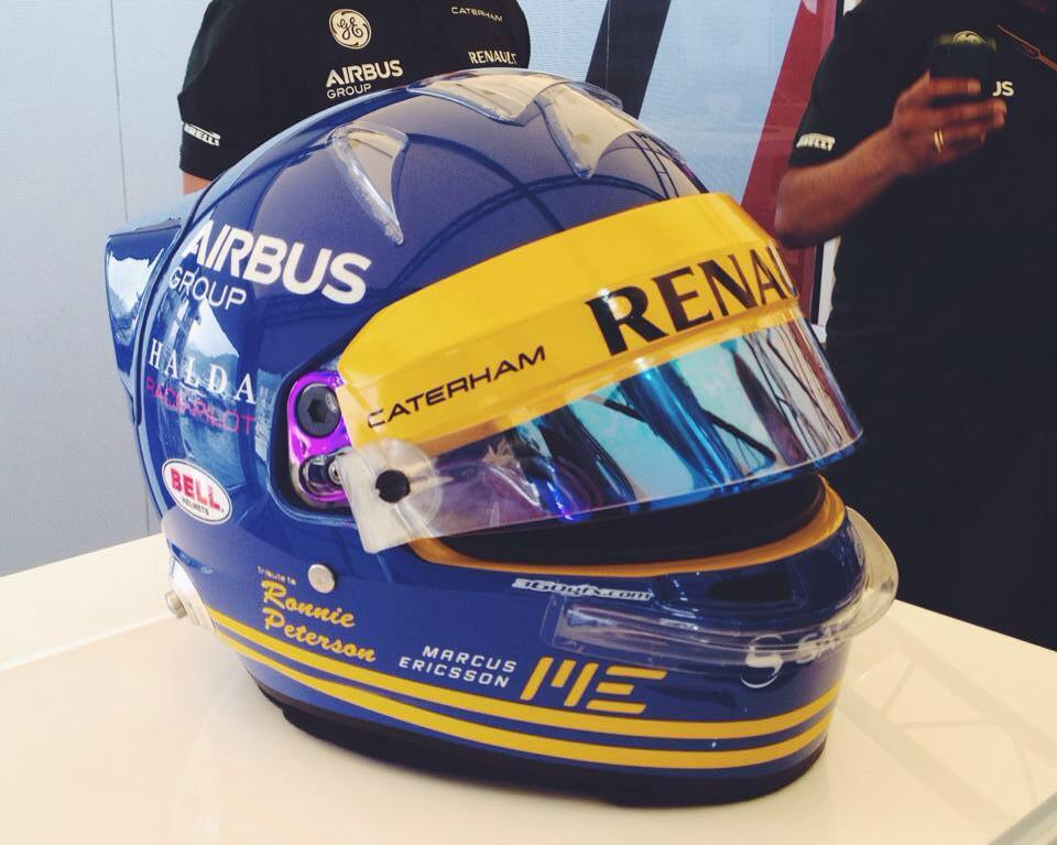 As we go on, we remember...All the times we, had together... RIP Special Helmets #F1 http://t.co/3sAtu9f7rg