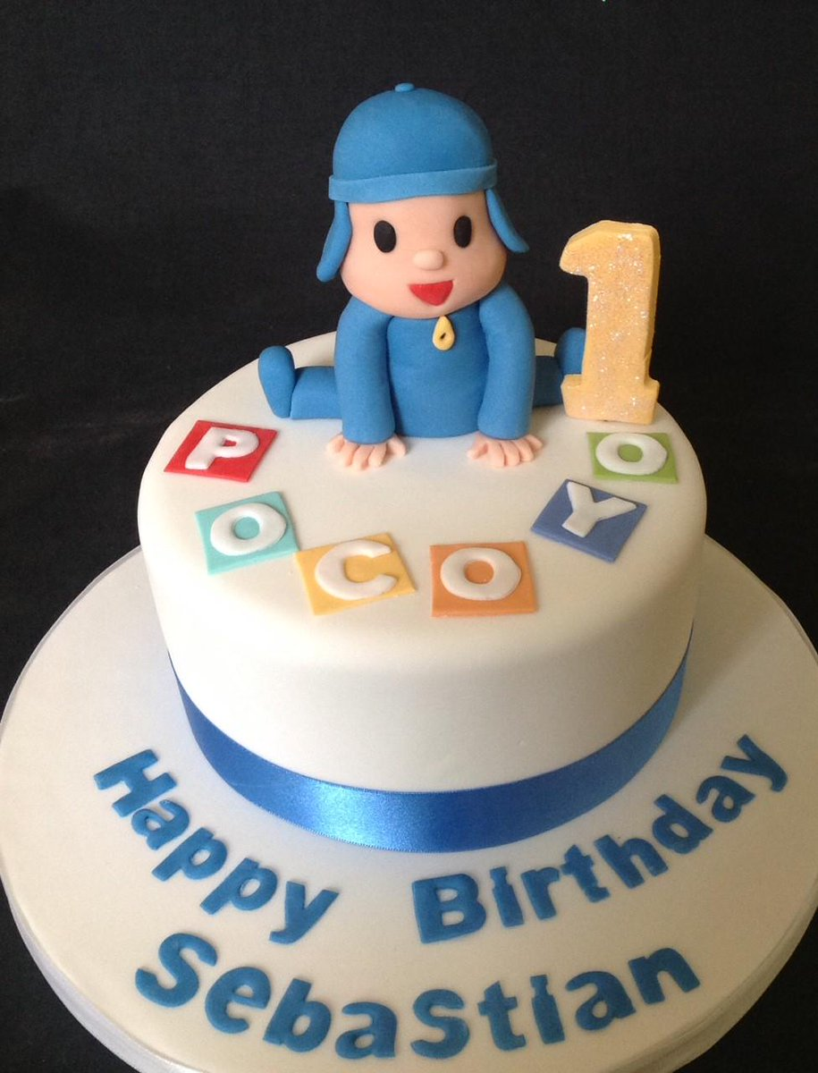 Brilliant Natasha Brown On Twitter Lets Go Pocoyo Birthdaycake Funny Birthday Cards Online Elaedamsfinfo