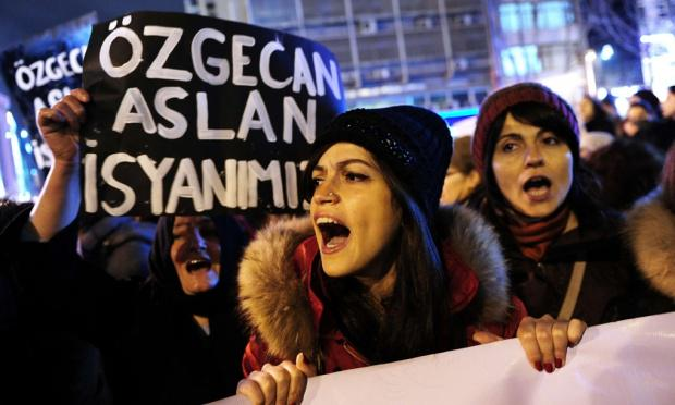 After years of silence, Turkey's women are going into battle against oppression - http://t.co/kRAn9AjLw7 @theguardian http://t.co/R0XmgwKfxm
