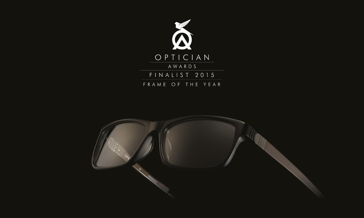 9d903d8e67  SPINE SP1001 has flexed it s way on to the  opticianonline Awards 2015  Frame of the Year shortlist  SPINECanadapic.twitter.com LX0bRGJEps