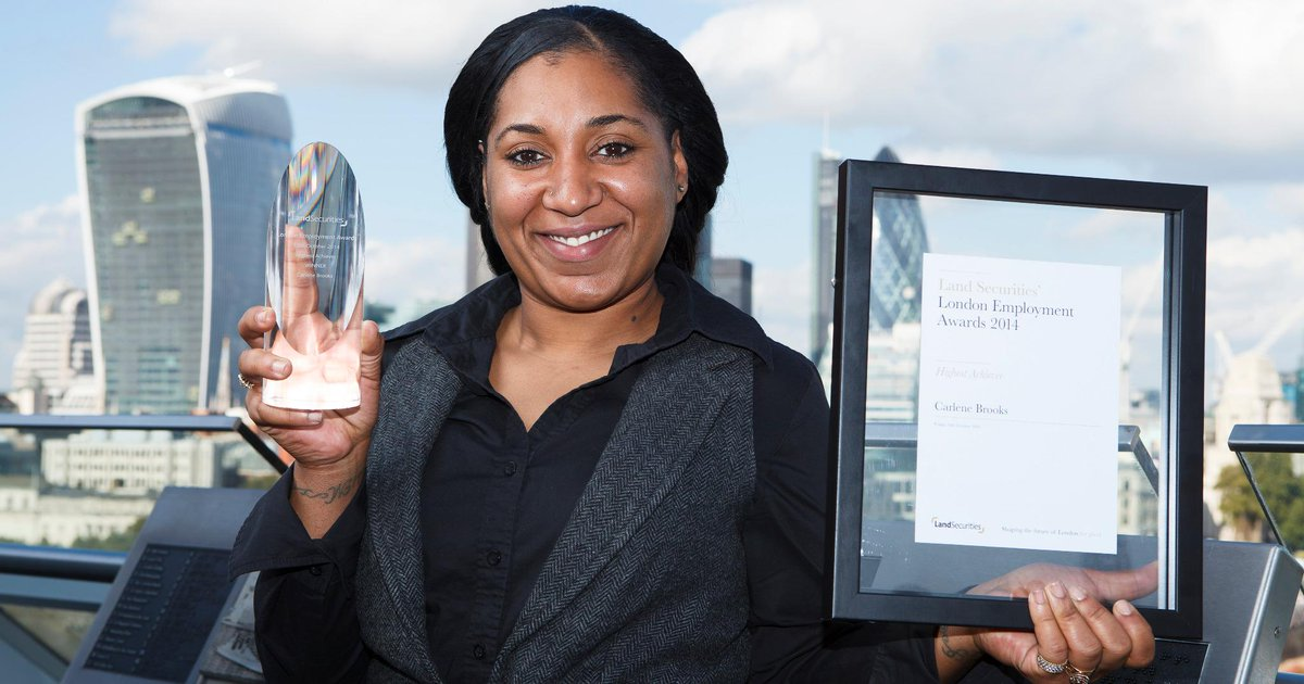 Employment Awards winner Carlene Brooks proves that construction industry is #notjustforboys http://t.co/jSTWfeSUtB http://t.co/RTUJemVCY9