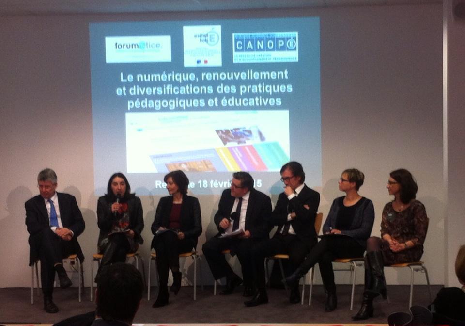 #forumatice se termine table ronde consacrée à la concertation nationale du numérique @académie_reims @reseau_canope http://t.co/5KUSczEelp