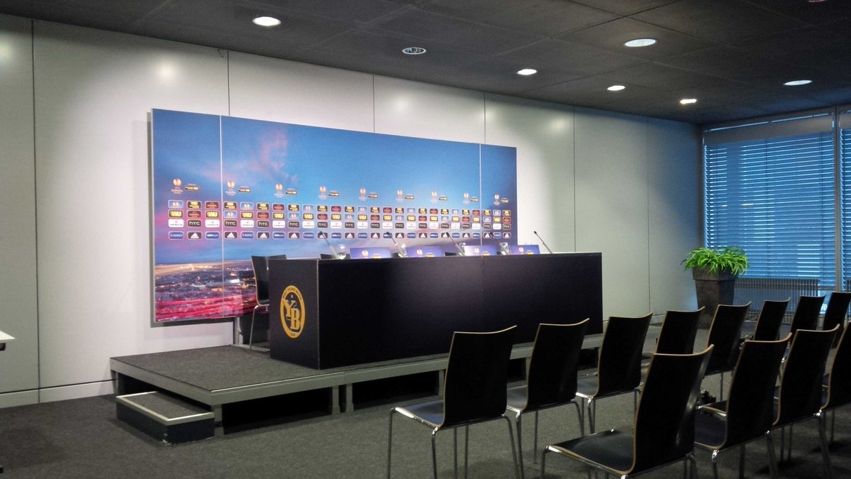 Image result for empty press conference
