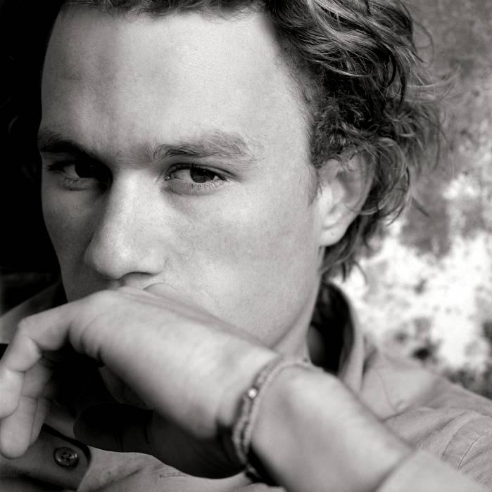 Heath Ledger On Twitter Heath Ledger Photographed By Frances