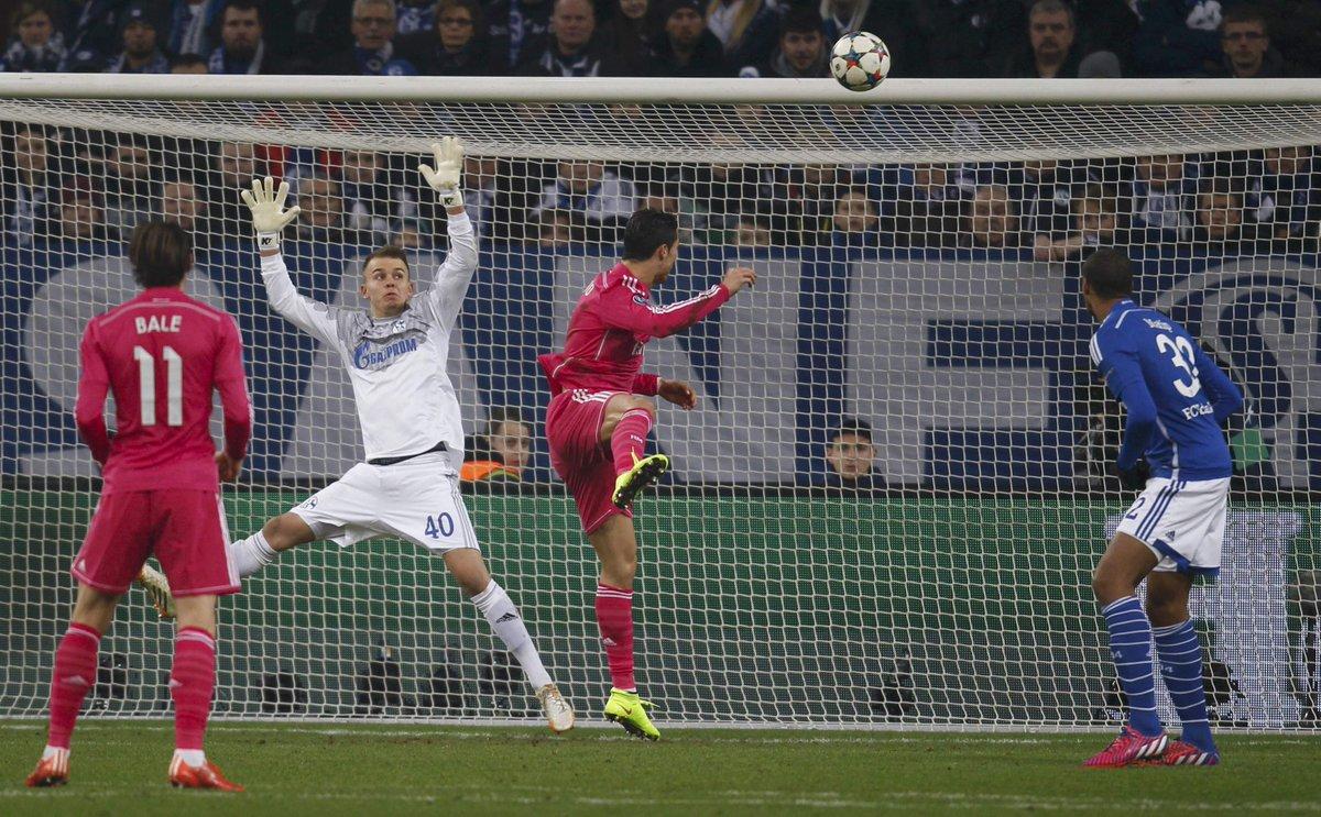 ЛЧ. Шальке - Реал 0:2. Пятьдесят оттенков розового - изображение 5