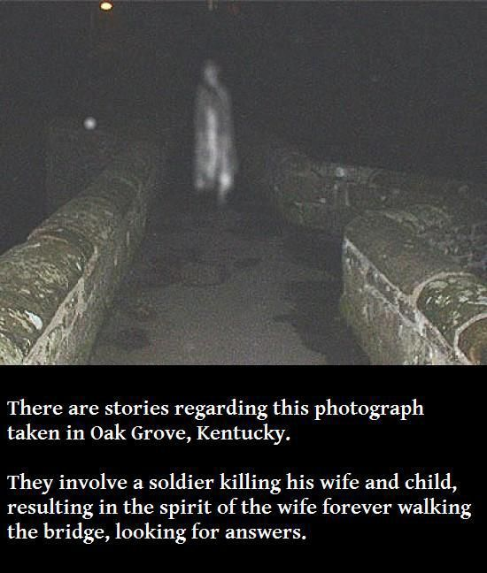 Ghost Pictures Real Ghost Sighting In Kentucky, Ghost Sightings