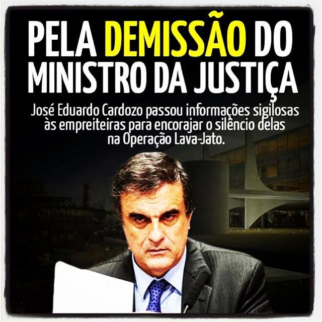 #VemPraRua #ForaCardozo http://t.co/hcx1bjzFda @lobaoeletrico - http://t.co/piyxOtibME ⊕http://t.co/tdu3CNMV0S