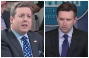 Fox's Henry to Earnest: Why Did WH Invoke Religion for Chapel Hill, but Not ISIS Beheadings? http://t.co/Cgn3tAfCFK http://t.co/yffIPc18Wc
