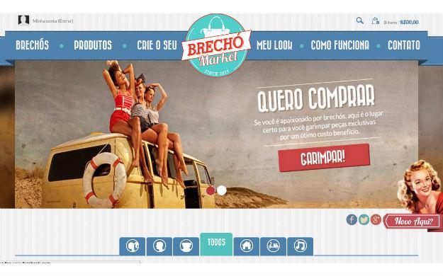 ea0d9f589 nova plataforma de e commerce quer alavancar setor de brechos no brasil