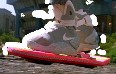 Nike Mag Nederland