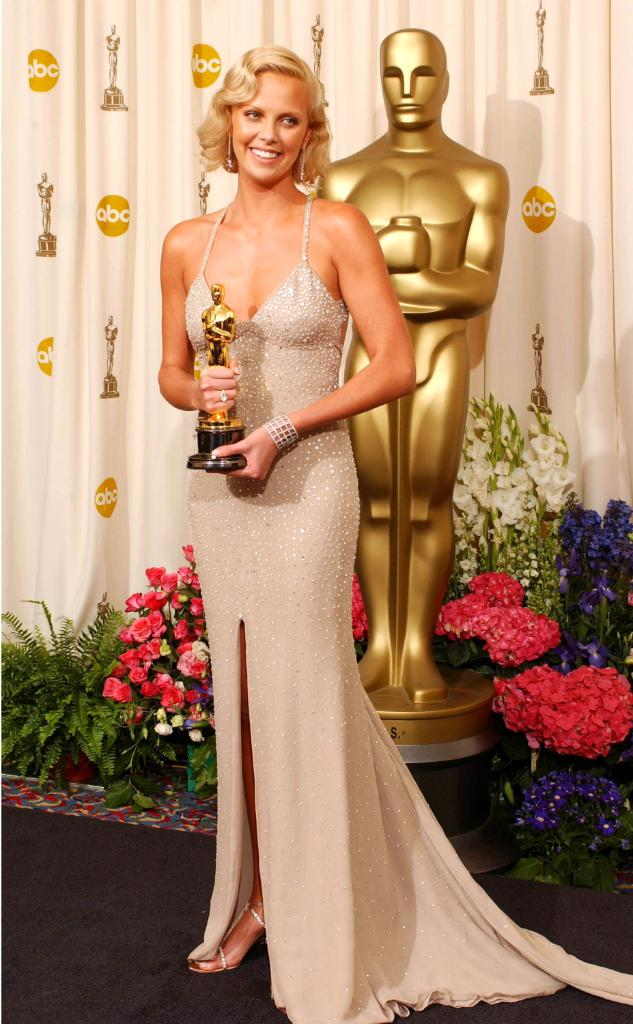 Every dress worn by the #oscars best actress winner ...