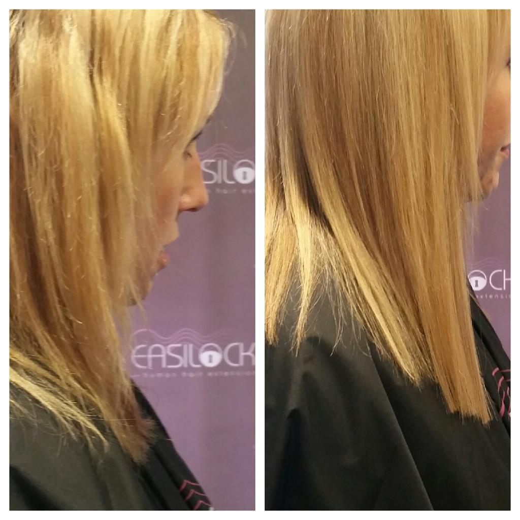 Loving using @Easilocks hair extensions. Great results for half and full head applications.available in preston lancspic.twitter.com/FBNlLAxpXJ
