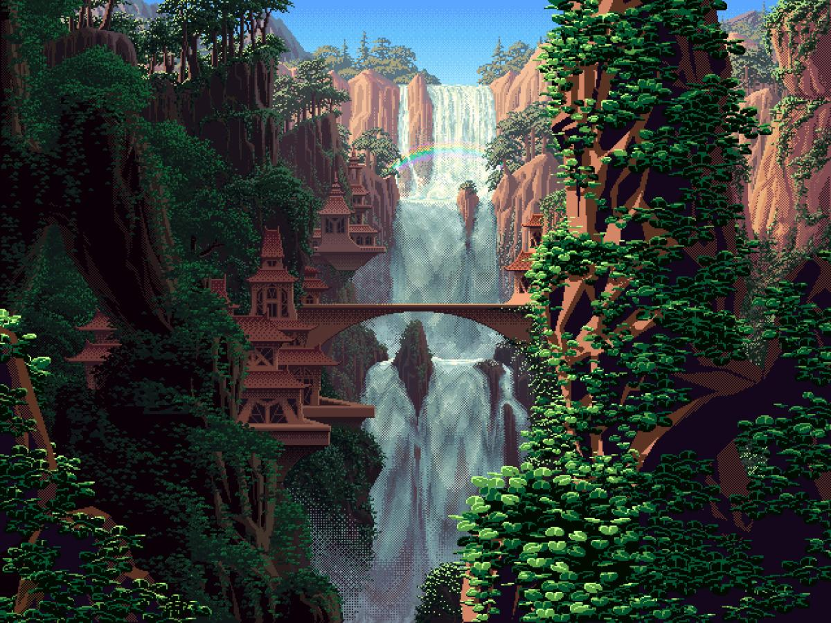 Check out this lovely site for some #pixelart inspiration!  @PixelArtSprites @PixelResources  http://www. effectgames.com/demos/canvascy cle/ &nbsp; … <br>http://pic.twitter.com/j9mAUZTyQQ